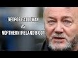 George Galloway Gets Heckled By A Bigot Loyalist