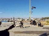 Great Footage Of The Iraqi Army &amp Shia Groups Recapturing Sa'adiya Diyala Province