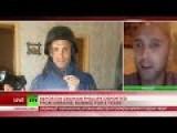 Graham Phillips Interview On Being Illegally Detained By Ukraine Fascist Junta
