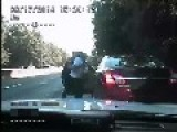 Good Cop Saves Choking Woman