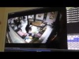 Gold Shop Robbery In KillBurn UK Caught On CCTV