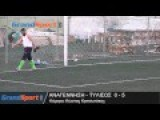 Goalkeeper Resigns After 5 Goals