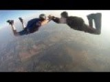 GoPro-camera Jumps Out Of Plane Without Parachute!