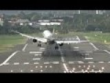 Gust And Guts - Another Crosswind 'casualty' At BHX