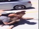 Girl Gets Jumped By 2 And Her Boyfriend Just Stands There And Watch's