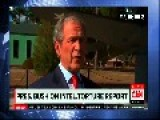 George W Bush Praises The Torturers He Ordered To Torture