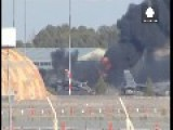 Greek Fighter Jet Crashes During NATO Training Killing 10 People