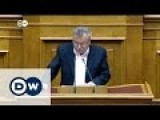 Greek Lawmakers Adopt Fresh Tax Hikes