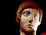 GREECE - Ancient Art Wasn't Black&white