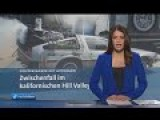 German Major TV News Reports Incident Involving DeLorean On Oct. 21, 2015