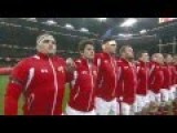 GOOD LUCK TO WALES IT THE FOOTY
