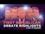 GOP Debate: Bad Lip Reading