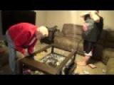 Grandpa Destroys Pickleboy's Playstation 4
