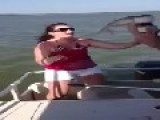 Girl Deathly Afraid Of Fish
