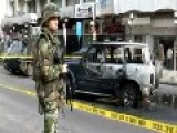 Gunmen Shoot Up Lebanese Ministers Convoy