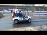 Golf Cart Sets World Speed Record @ 118.76 Mph