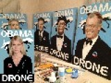 Gwyneth Paltrow Holds Obama Drone Fundraiser