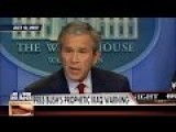 GWB Warned Of Leaving Iraq Too Early 2007
