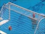 Goalkeeper Scores Most Incredible Water Polo Goal