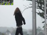 Groovy Zombie Walker Defies Gravity
