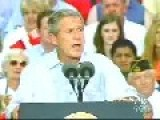 George Bush Jr. - Imbecile