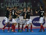 Germany To Face Pakistan In Finals