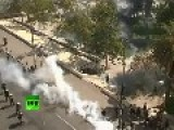 Greece Spring Molotov Rampage: Protesters Lob Petrol Bombs At Police
