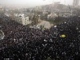 Hundreds Of Thousands Of Ultra-Orthodox Jews Protest Against Forced Army Service