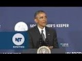 HILARIOUS VIDEO OF THE DAY -- OBAMA VOWS TO HELP BLACKS