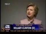 Hillary Clinton Tells A Joke