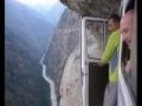 HIMALAYAS,THE MOST DANGEROUS BUS RIDE