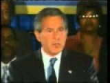 Hilarious GW Bush Making A Fool Of Himself