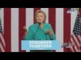 Hillary Clinton Slanders Trump, Putin, Farage And Millions!