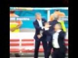 Higuain Hits The Bar, Alejandro Sabella Nearly Faints