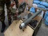 Human Rights Watch Slams Kiev Cluster Bombs