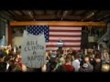 How Many In Ohio Hall Showed Up To Hear Slick Willy