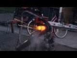 Home Made Jet Engine
