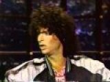 Howard Stern On The Arsenio Hall Show 1987