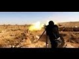 Heavy Fighting With Machine Guns In Hama