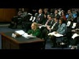 Hillary Clinton Gets Choked Up At Benghazi Consulate Attack Hearing