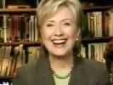 Hillary Rodham Chuckles Clinton