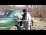 How To Broken Car Window With My Head - Part 1