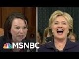 Hillary Clinton Has Moment Of Levity 9 Hours Into Benghazi Hearing