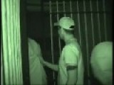 Haunted House Scares Two Tough Guys