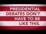 How To Fix America's Presidential Debates
