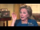 Hillary Clinton Talks About Her Concussion
