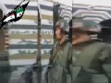 Hezbollah Fighter Showing Off His Other Skills Funny