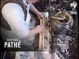 How To Make Cricket Bats 1962