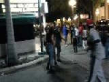 Hollywood Blvd Drunken Brawl