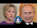 Hillary Election Loss Blamed On Russian Hackers